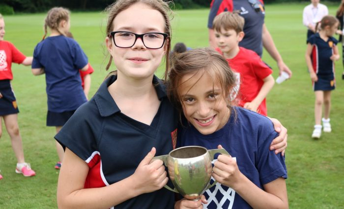 Grace Dieu Junior Prep Sports Day 2017