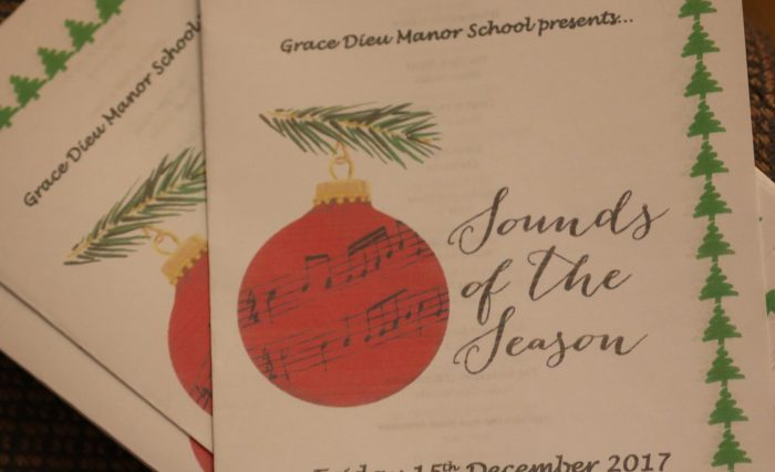 Grace Dieu Prep School Music Concert 2