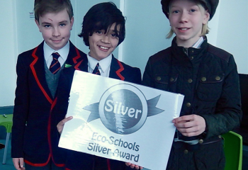 Eco Committe Silver Award