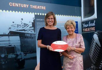 Bringing Heritage Alive Winners! - Margaret Kewell & Wendy Freer