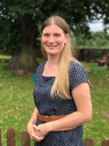 Grace Dieu's new Nursery Manager