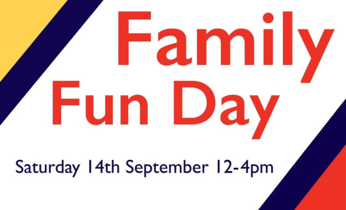 Family fun day at Grace Dieu Manor School