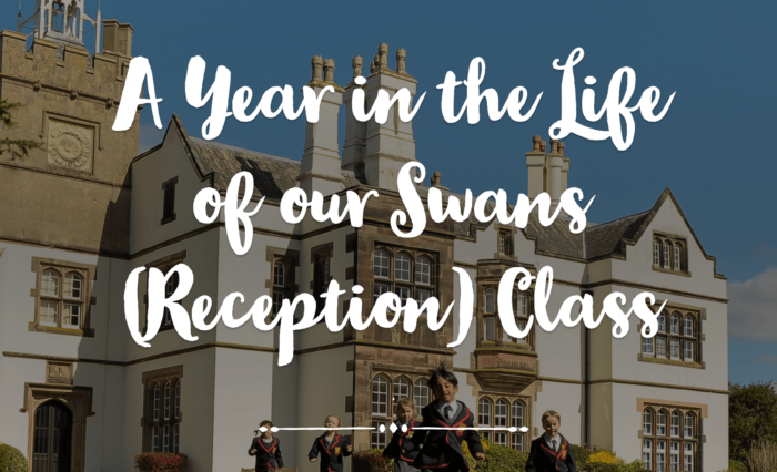 Swans Reception Class - a Year in the Life overview at Grace Dieu Manor School