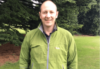Grace Dieu's new Head of Outdoor Learning