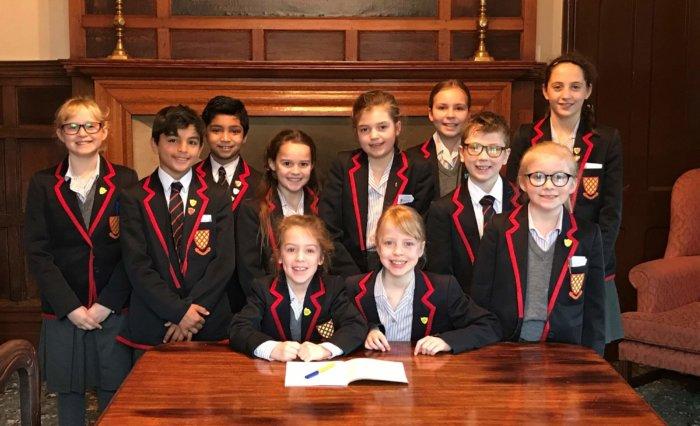Grace Dieu Manor School Council 2020